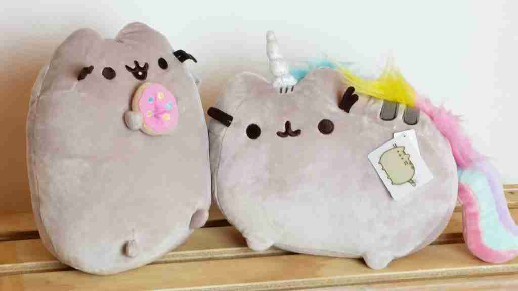 Pusheen Cat Plush for Sydney Supanova 2016