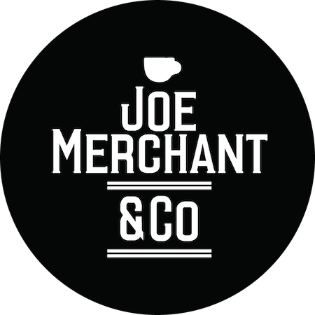 JoeMerchant Logo - Coffee Subscription
