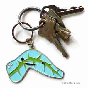 Pancreas Organ Key Chain by I Heart Guts on Fox & Monocle