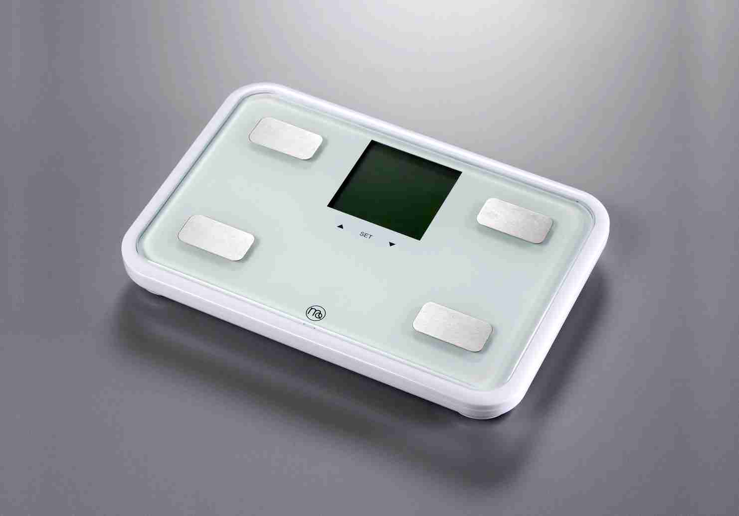 Ottico Colour Changing Digital Bathroom Scales