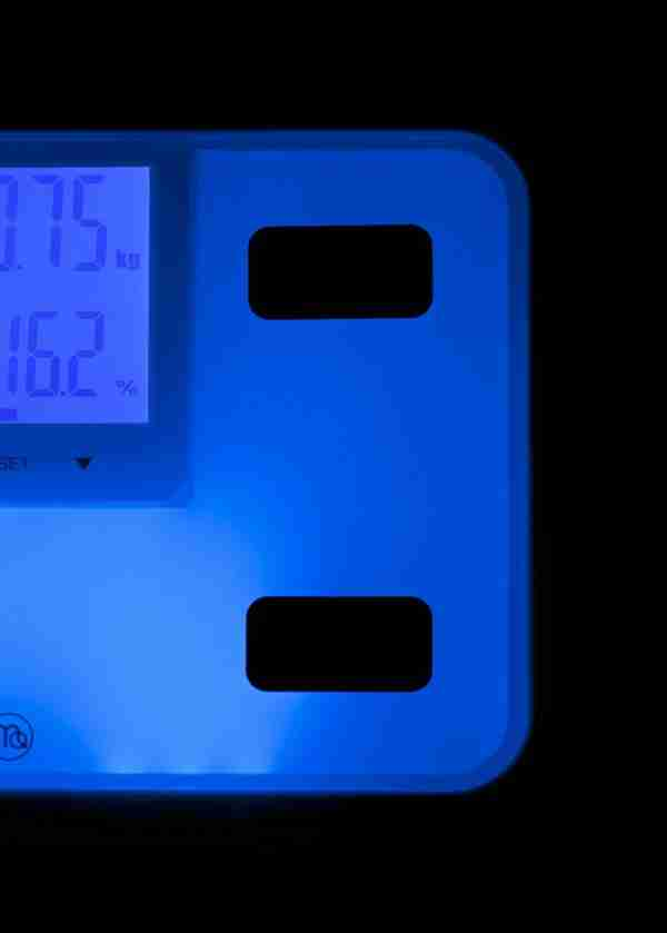 Ottico Digital Scales - Colour Changing on Fox & Monocle