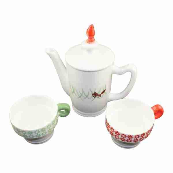 Shinzi Katoh Tea for 2 Red Riding Hood