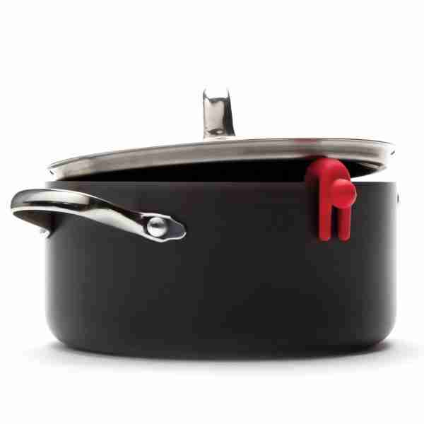 Lid Sid - Kitchen Pot Lid Holder by Monkey Business