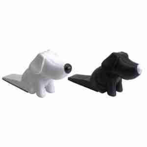 Door Stopper Doggy in White