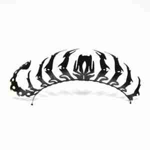 Scorpion Paper Eyelashes (Large) by PAPERSELF