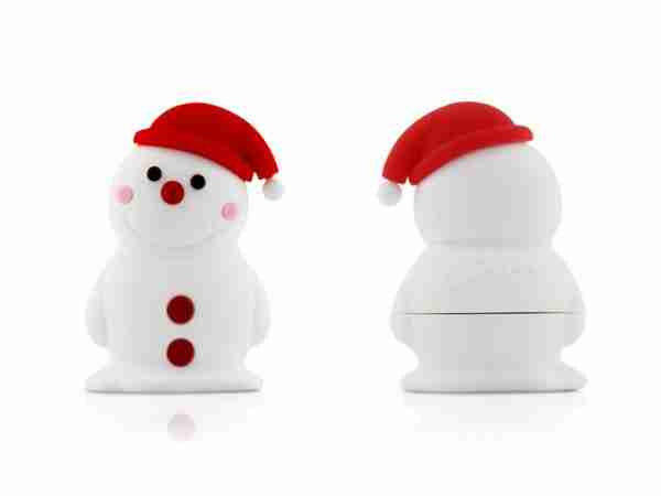 Bone Collection: Snowman 4Gb USB Flash Digital Memory Stick