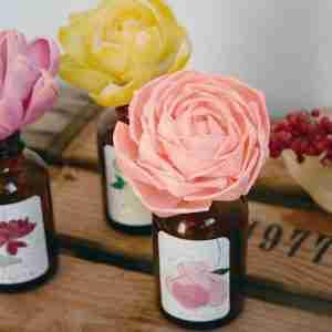 Sola Flower Fragrance Diffuser - Gardenia Scent by ArtLab