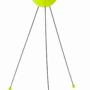 Alien Eco Friendly Solar Ball Light: Green