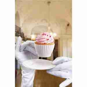 Tea Cupcakes - Teacup Shaped Baking and Serving Molds