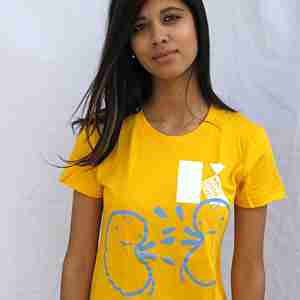 When Urine Love Kidney Tshirt By I Heart Guts